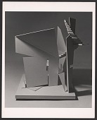 view Betty Klavun's sculpture <em>Space #4</em> digital asset number 1