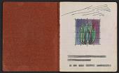 view Sketchbook #8 digital asset: pages 1