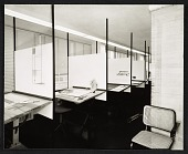 view The planning unit at the Knoll Showroom, Madison Avenue digital asset number 1