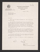 view Edward Bruce, Washington, D.C. letter to Leon Kroll digital asset number 1