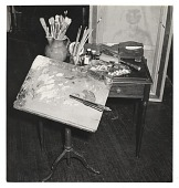 view Leon Kroll's palette digital asset number 1