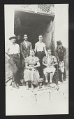 view Photgraph of Katherine Kuh and artists in San Miguel, Mexico digital asset number 1