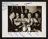 view Photograph of the Pre-Depressionists in Los Angeles digital asset number 1