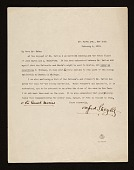 view Alfred Stieglitz letter to Walt Kuhn, New York, N.Y. digital asset number 1