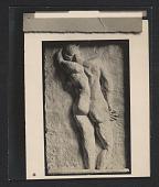 view Plaster cast of <em>Back I</em>, sculpture by Henri Matisse digital asset number 1