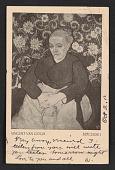 view Walt Kuhn postcard to Vera Kuhn digital asset number 1