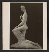 view Photo reproduction of Wilhelm Lehmbruck's sculpture <em>Kneeling woman</em> digital asset number 1