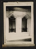 view Detail of Duchamp-Villon's <em>Façade architecturale</em> digital asset number 1
