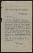 view File copy of Arthur B. (Arthur Bowen) Davies and Walt Kuhn letter to Gutzon Borglum digital asset number 1