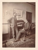 view Photograph of Charles M. Kurtz and Halsey C. Ives digital asset number 1