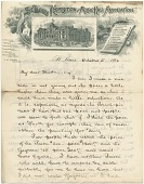 view Charles Ward Rhodes to Charles M. Kurtz digital asset: page 1
