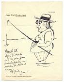 view Juan Abril Lamarque, Santurce, Puerto Rico letter to Abril Lamarque digital asset number 1