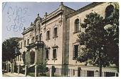 view Conrado Massaguer, Havana, Cuba postcard to Abril Lamarque, New York, N.Y. digital asset number 1