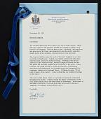 view Kenneth M. Curtis memorandum to Bernard Langlais digital asset number 1