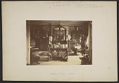 view Interior view of the Charles T. How house digital asset number 1