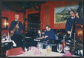 view Jazz musicians at Sopris (Colorado) Restaurant digital asset number 1
