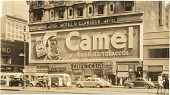view The Camel cigarette sign by day, Broadway, New York City digital asset number 1