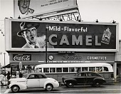 view A Camel cigarette sign in Los Angeles, California digital asset number 1