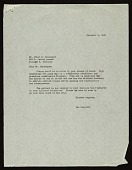 view Leo Castelli, New York, N.Y. letter to Peter B. Bensinger, Chicago, Ill. digital asset number 1