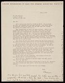 view Ileana Sonnabend letter to Leo Castelli digital asset number 1