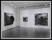 view Installation view of Lee Bontecou show at the Castelli Gallery digital asset number 1