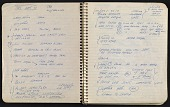 view Notebook of Leo Castelli digital asset number 1