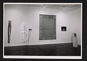 view Installation view of the <em>Bruce Nauman</em> exhibition at the Leo Castelli Gallery digital asset number 1