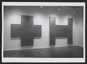 view Installation view of the <em>Frank Stella</em> exhibition digital asset number 1
