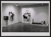 view An installation view of the Robert Rauschenberg show digital asset number 1