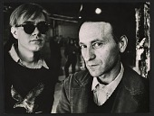 view Andy Warhol and Jonas Mekas digital asset number 1