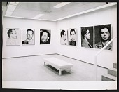 view Andy Warhol exhibition installation at the Ileana Sonnabend Gallery digital asset number 1