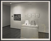 view Installation view of the <em>Architecture III: Follies</em> exhibition at the Leo Castelli Gallery digital asset number 1