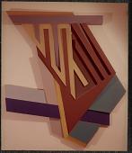 view Frank Stella, Chyrow III digital asset number 1