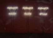 view Bruce Nauman, 'Perfect Door/Perfect Odor/Perfect Rodo' digital asset number 1