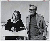 view Photographs of Jack Levine digital asset: Photographs of Jack Levine