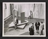 view Installation view of Alexander Liberman's <em>ARC</em> sculpture digital asset number 1