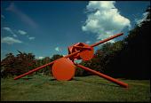 view Alexander Liberman's sculpture <em>Eve</em> digital asset number 1