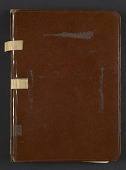 view Dorothy Liebes' address book digital asset: cover