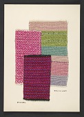 view Fabric Sample (with three different designs) digital asset number 1