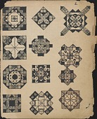 view Geometric Designs by Unidentified Artist digital asset: Geometric Designs by Unidentified Artist