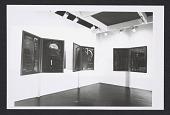 view Margia Kramer's documentary installation <em>War and Peace</em> at the Rotunda Gallery digital asset number 1