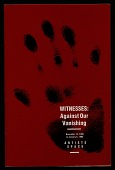 view Witnesses: against our vanishing digital asset: cover