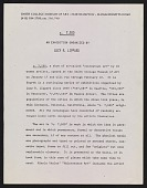 view c.7,500: An Exhibition Organized by Lucy R. Lippard digital asset: page