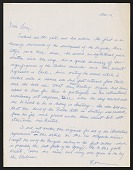 view Eva Cockcroft letter to Lucy R. Lippard digital asset number 1