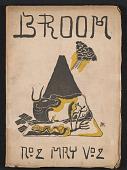 view Broom, vol. 2, no. 2 digital asset: cover