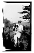 view Marsden Hartley and his dog in Aix en Provence, France digital asset number 1