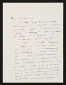 view Benjamin Jurin, Washington, D.C. letter to Erle Loran, Berkeley, Calif. digital asset number 1