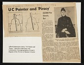 view 'UC Painter and 'Piracy' from the San Francisco Chronicle digital asset number 1