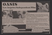 view Los Angeles Independent Film Oasis records, 1976-1981 digital asset number 1