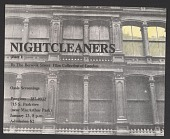 view Advertisement for a screening of <em>Nightcleaners</em> digital asset number 1
